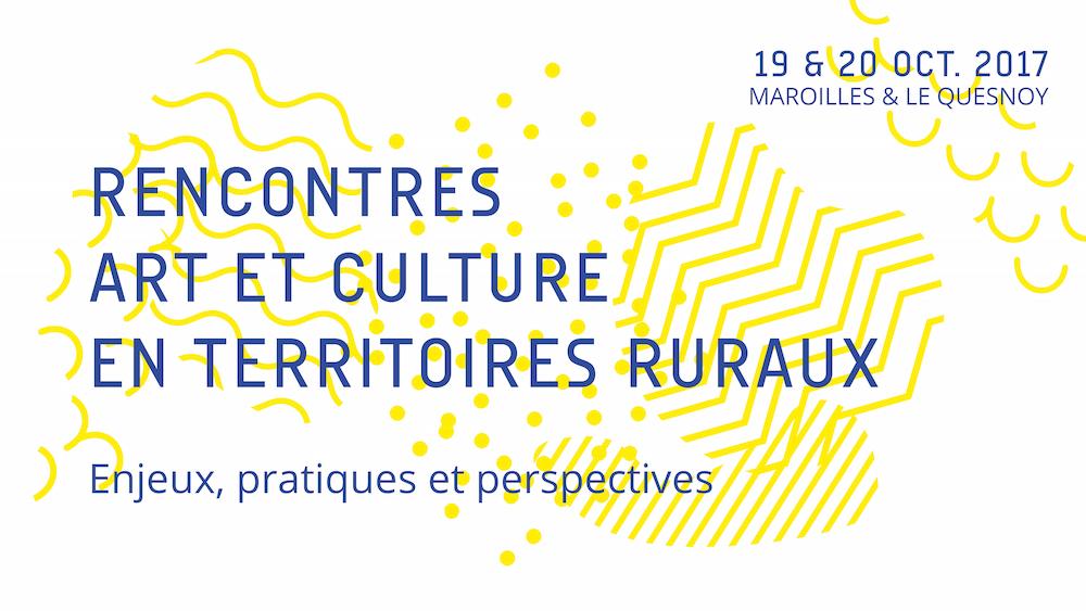 Art et Culture en Territoires Ruraux
